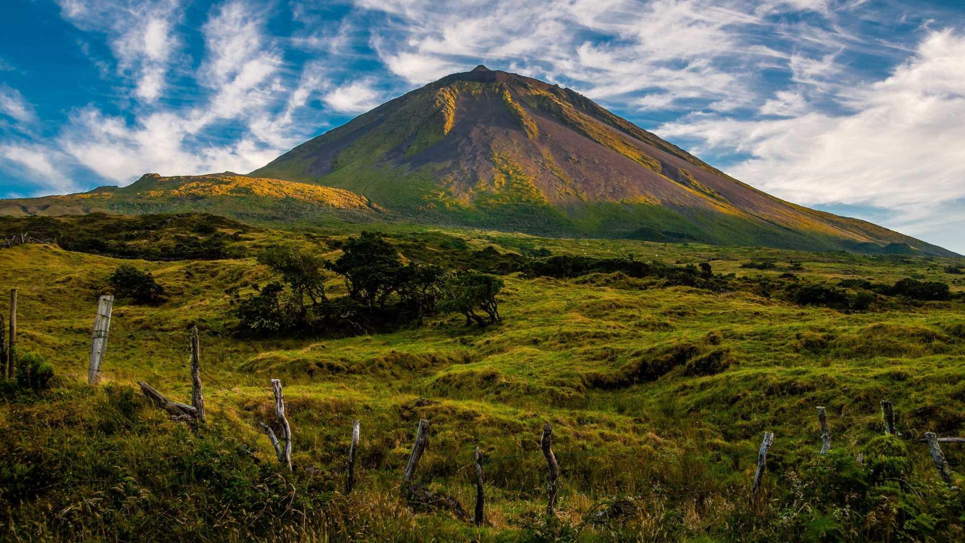 Гора Пику