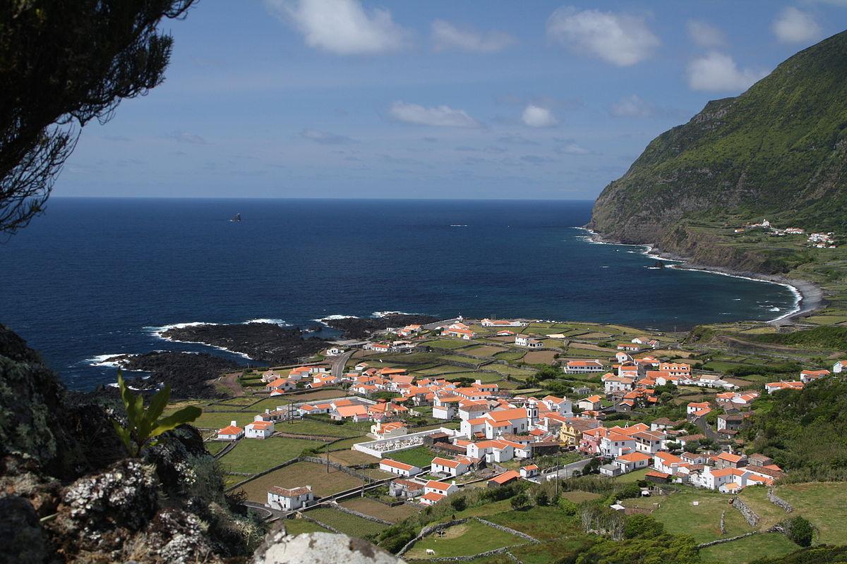 Деревня Faja Grande