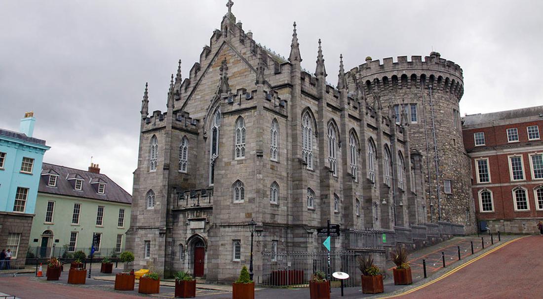 Королевская часовня Дублинского замка