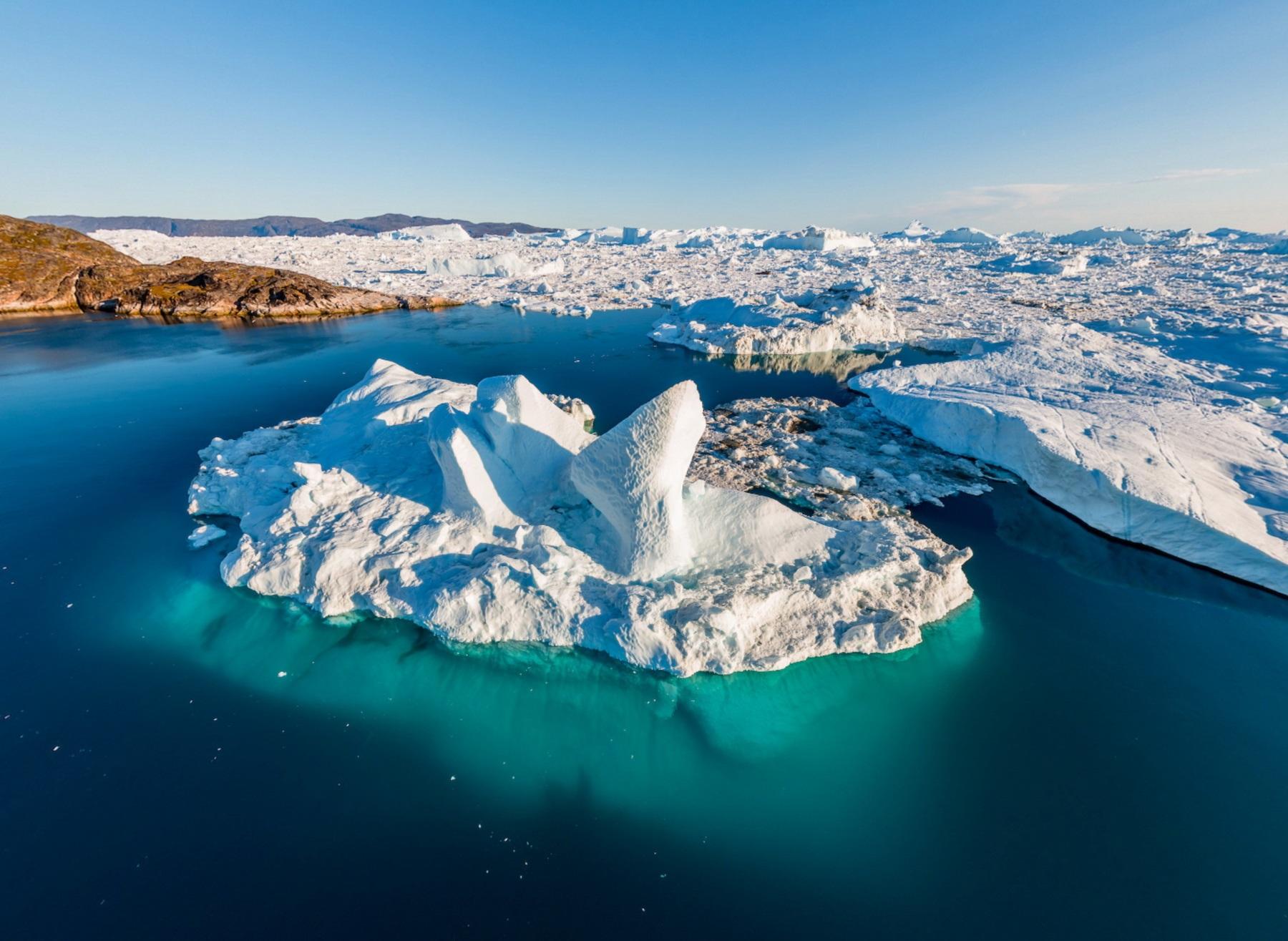 Ледниковый фьорд Иллулисат