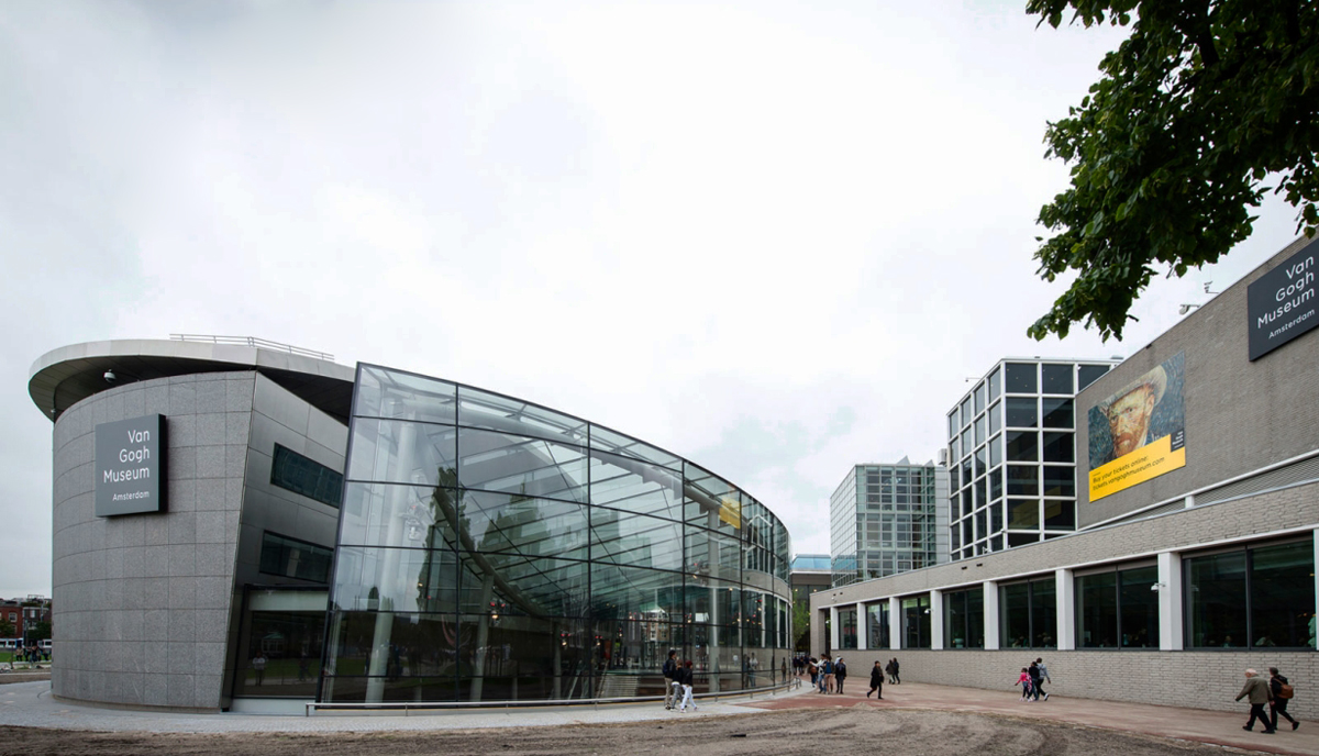 Музей Ван Гога, Амстердам