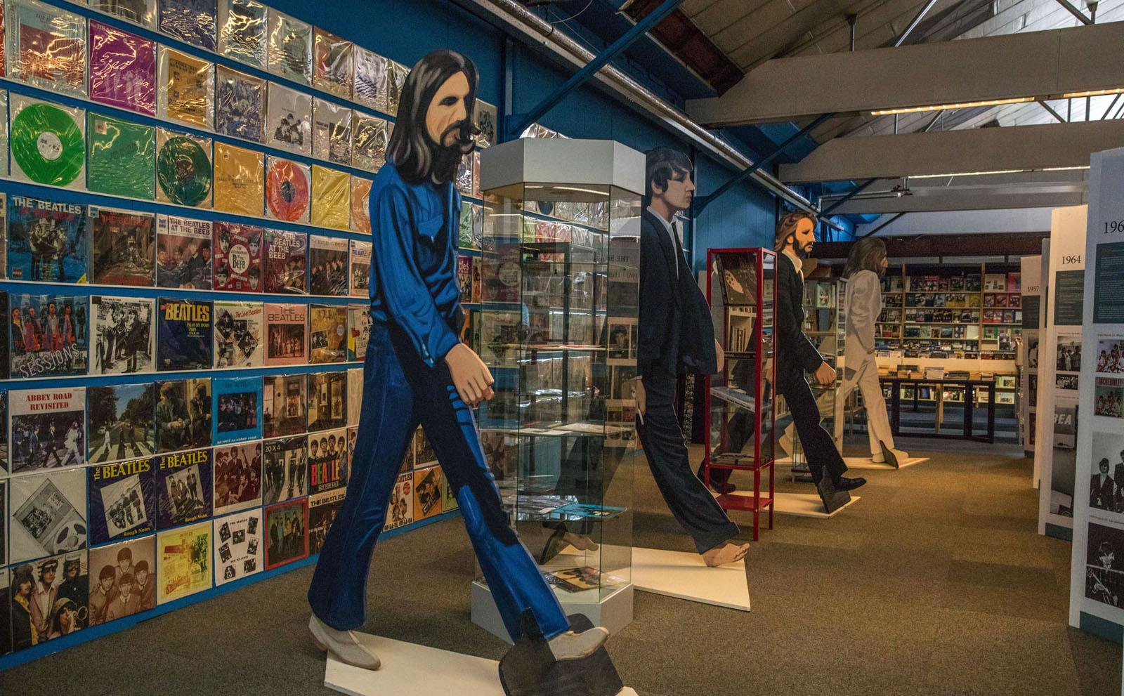 Музей Beatles, Алкмар