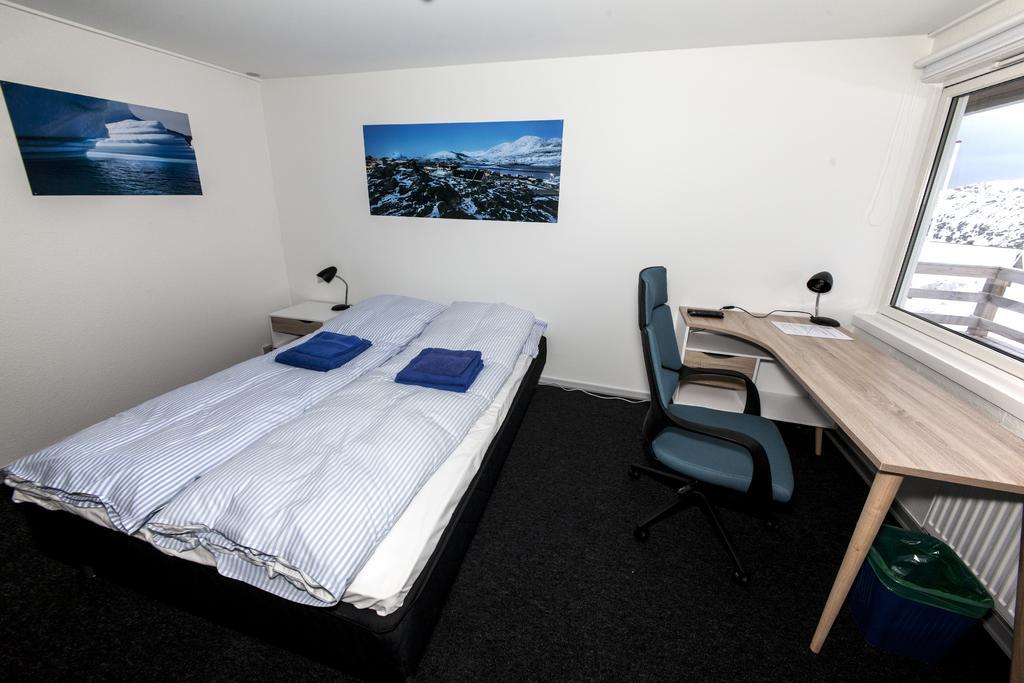 Номер в отеле Greenland Escape в Нууке