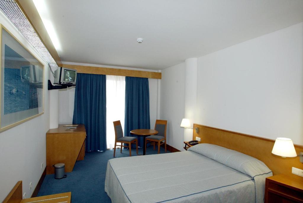Номер в отеле Hotel Comfort Inn Ponta Delgada