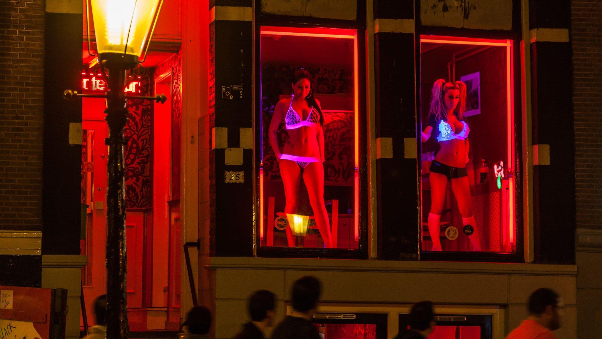 Оконная проституция
