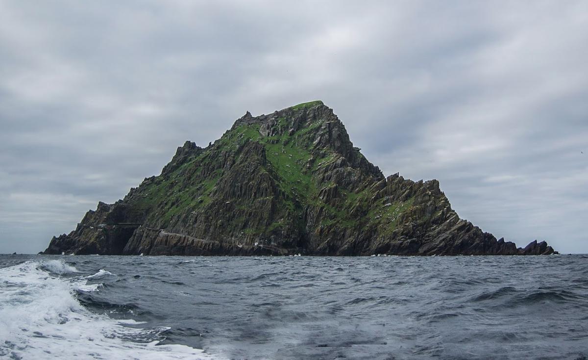 Остров Скеллинг, Ирландия