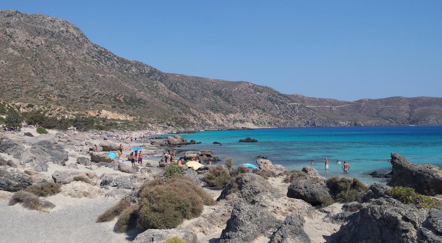 Пляж Кедродасос