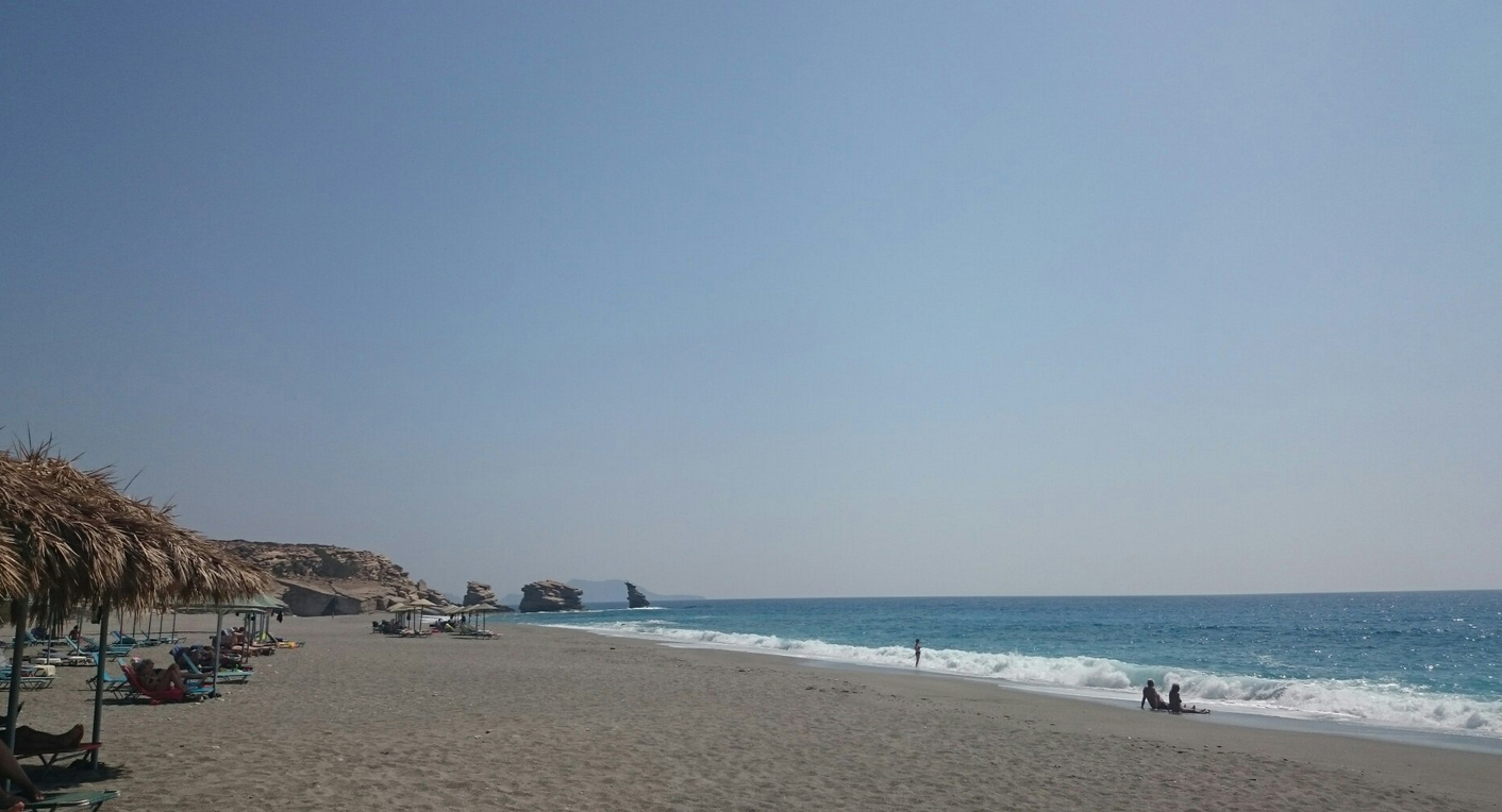 Пляж Триопетра