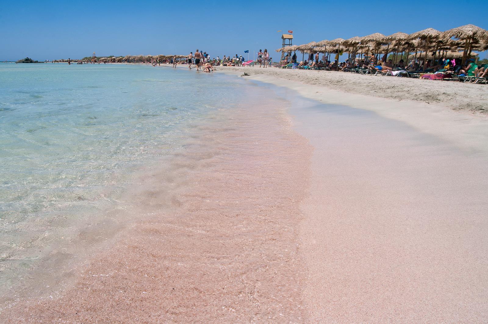 Лучшие песчаные пляжи и отели с песчаными пляжами острова Крит