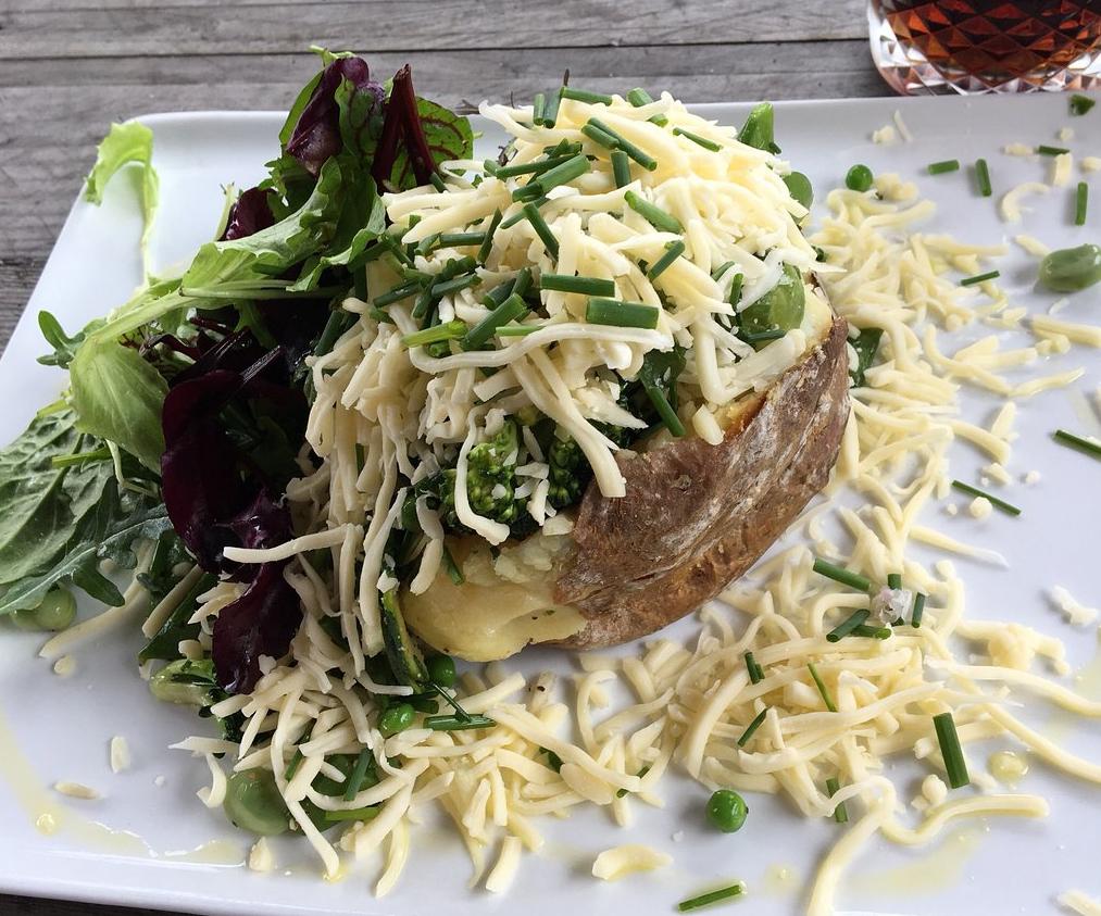 Ресторан картофельных блюд Jacketz
