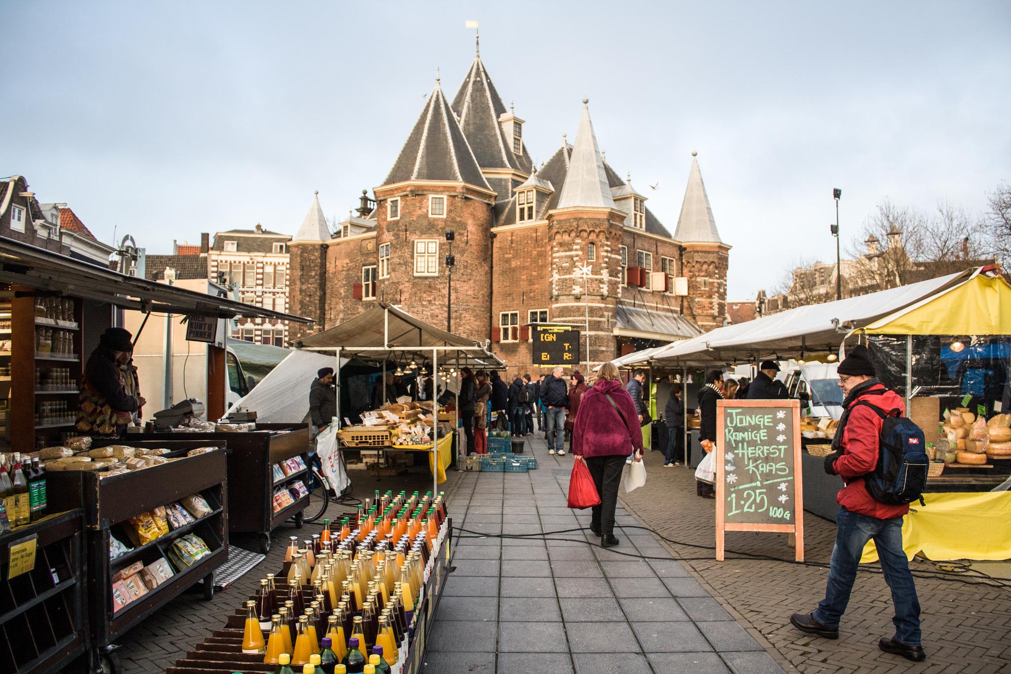 Рынок Nieuwmarkt