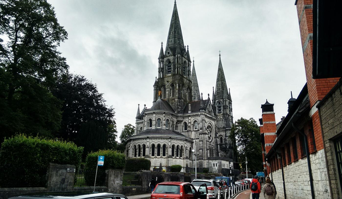 Собор святого Фин Барра, Корк