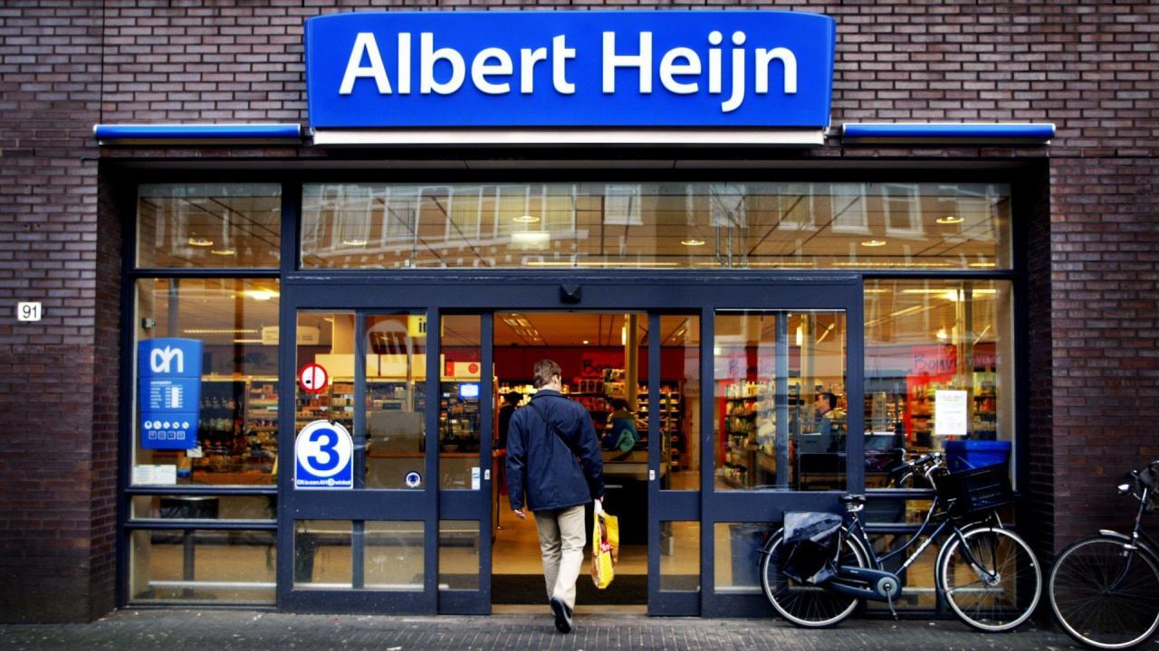 Супермаркет «Albert Heijn»