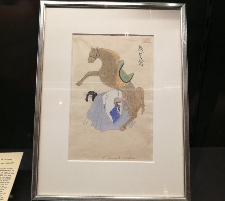Тема секса в Древнем Китае и Японии