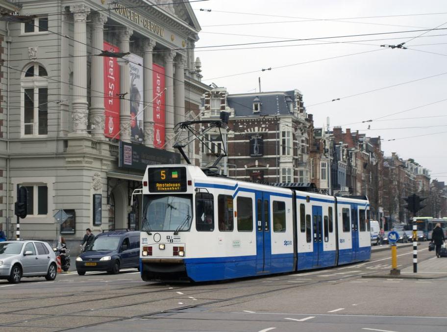 Трамваем №5