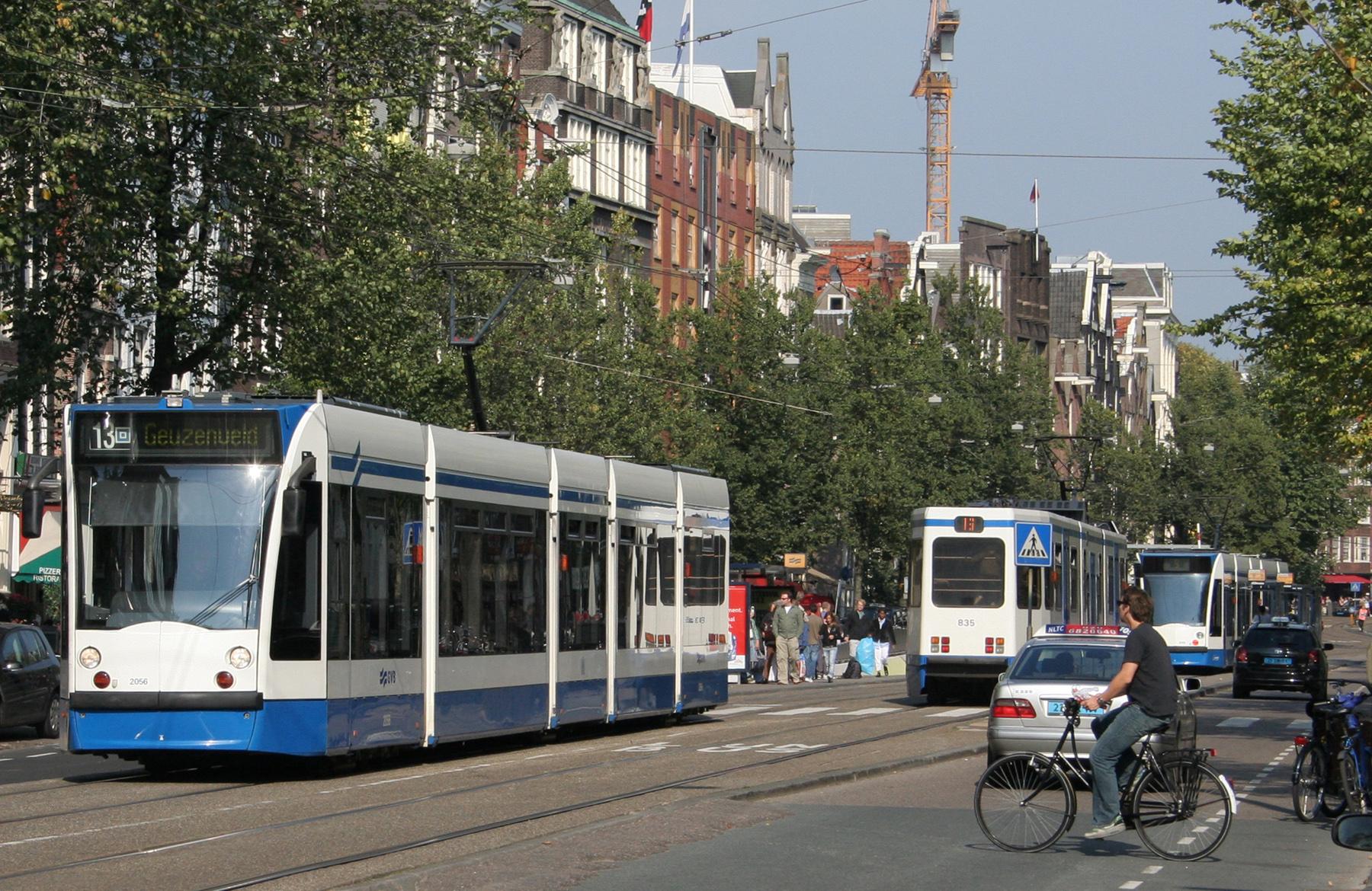 Транспорт в Амстердаме