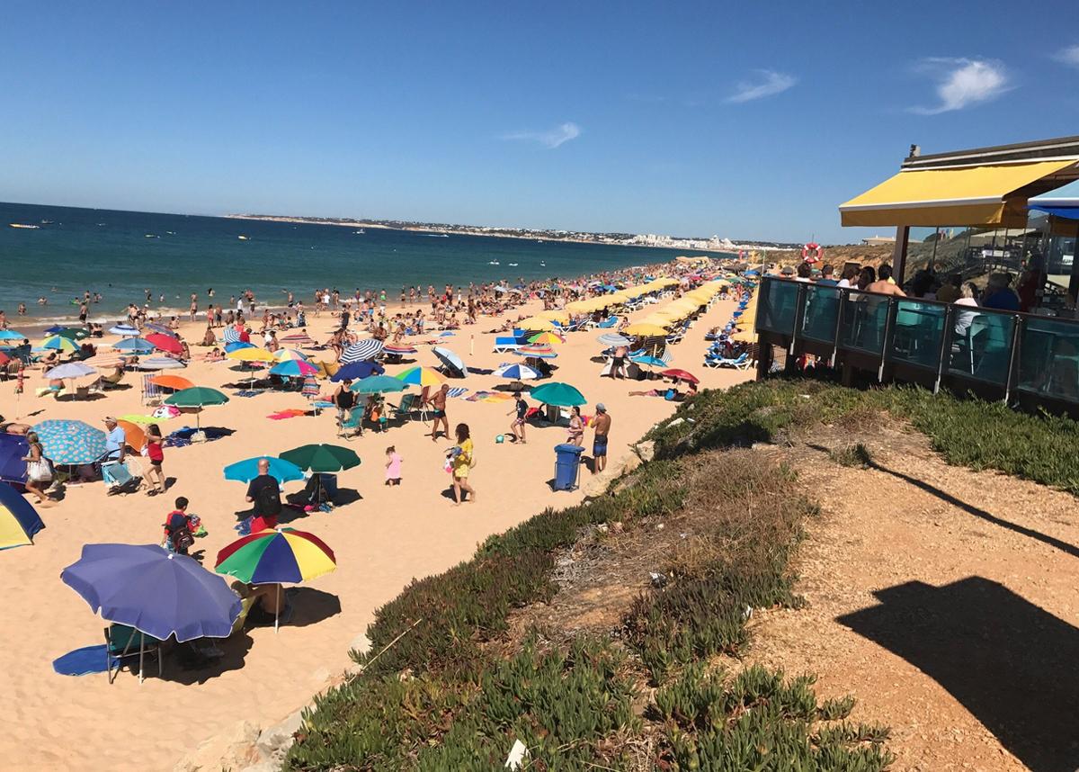 Пляж Гале