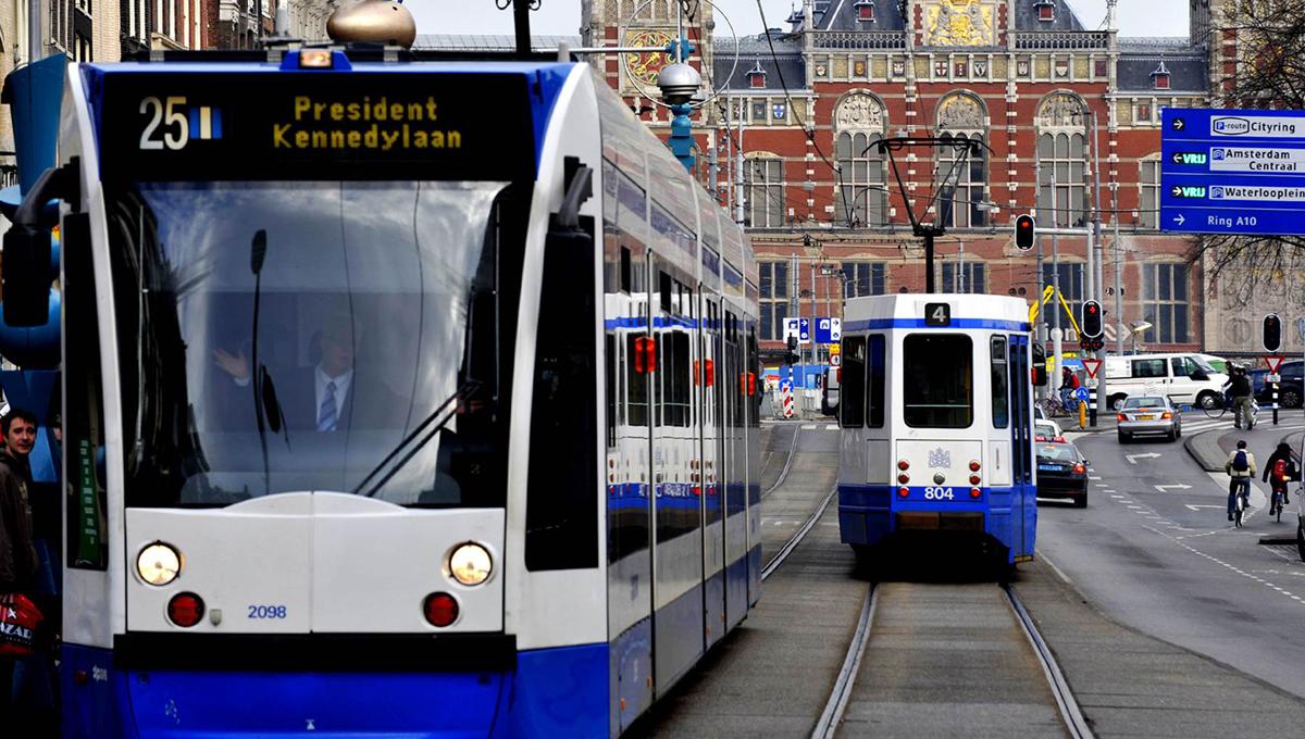 Городского транспорта