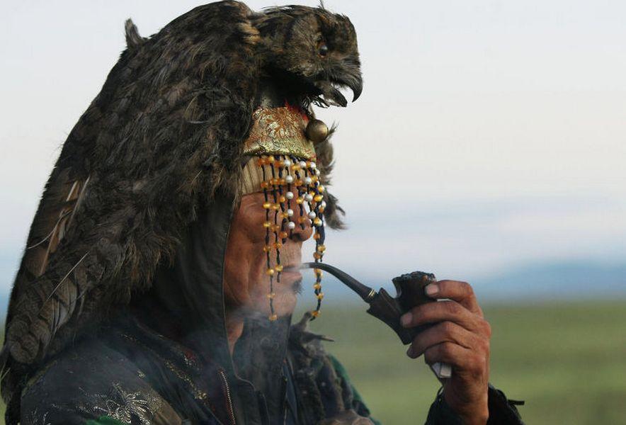 У эскимосов практикуется шаманизм