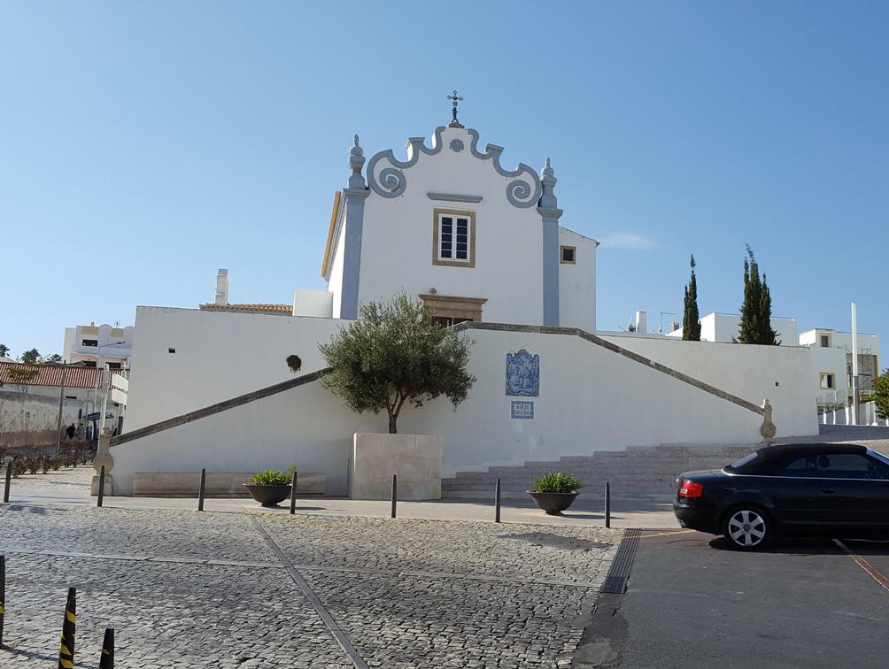 Церковь Святой Анны, Албуфейра
