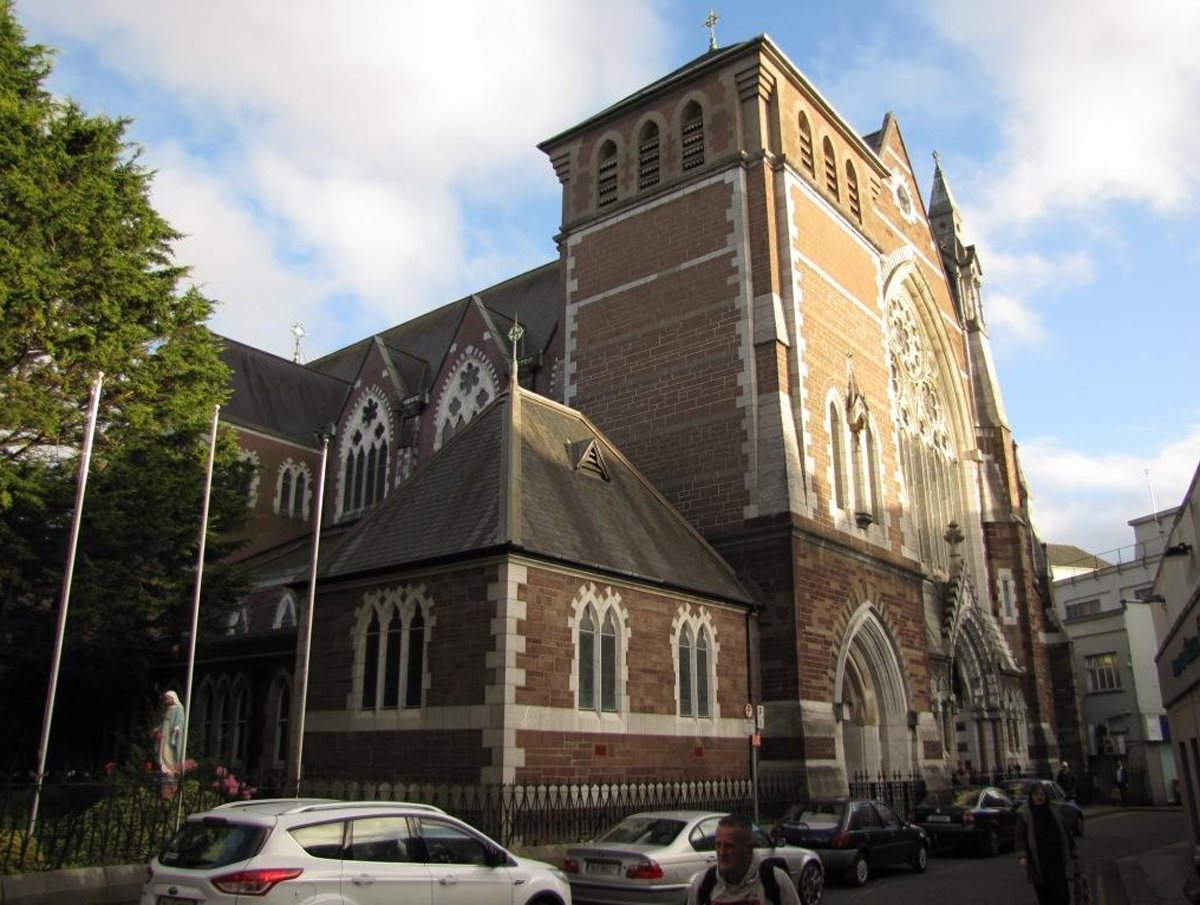 Церковь Святых Петра и Павла, Корк