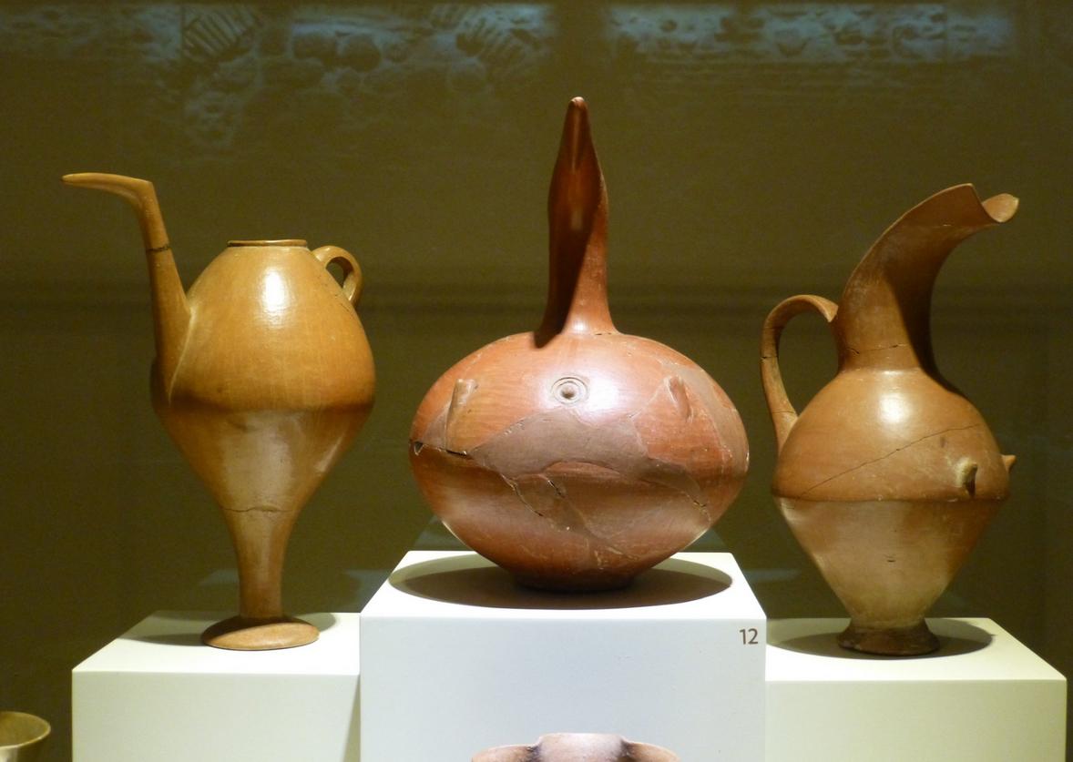 Экспонаты в музее Анатолийских цивилизаций