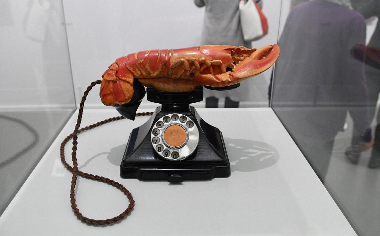 Экспонат в музее Бойманса Ван Бёнингена