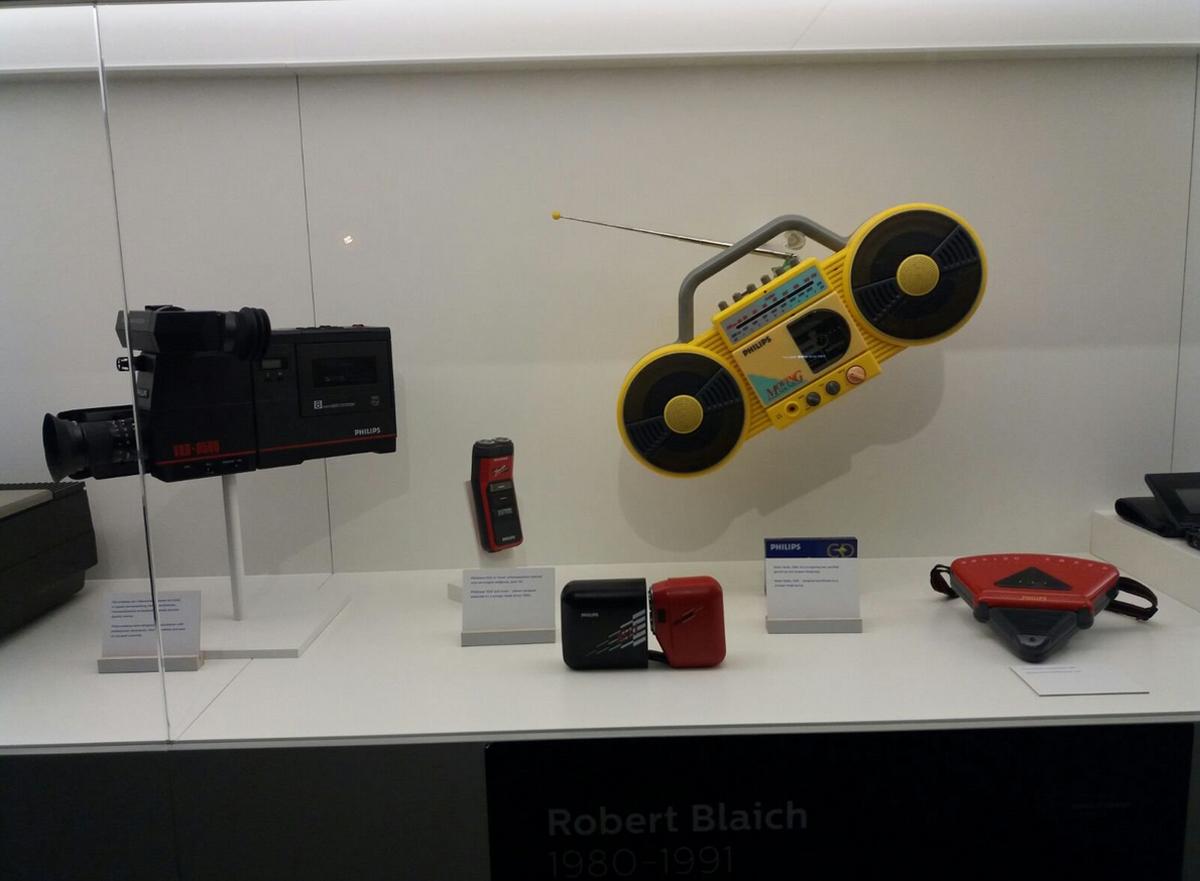 Электроника в музее
