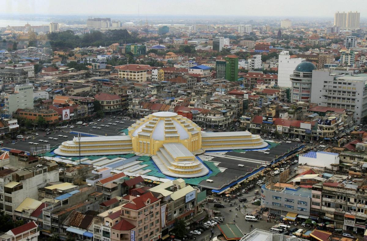Фото: город Пномпень
