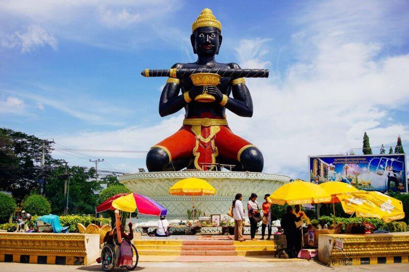 Фото: город Баттамбанг