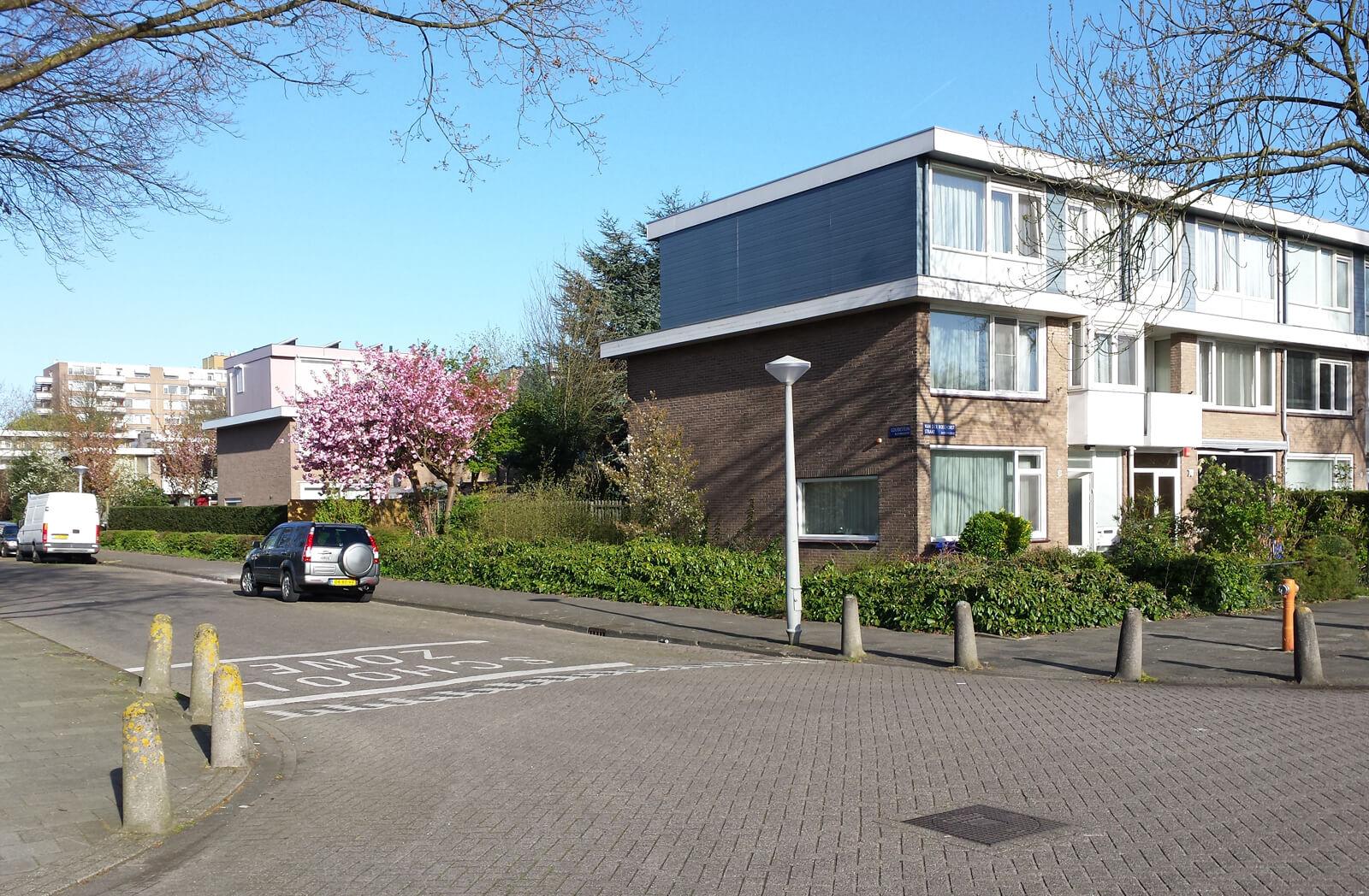 Район Buitenveldert, Амстердам