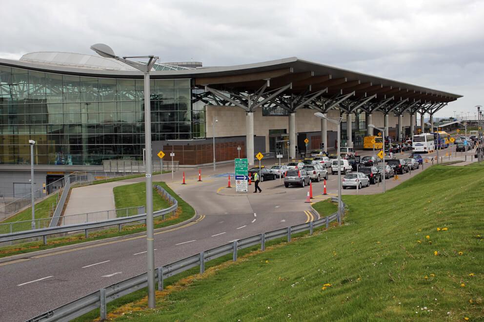 Аэропорт Cork Airport