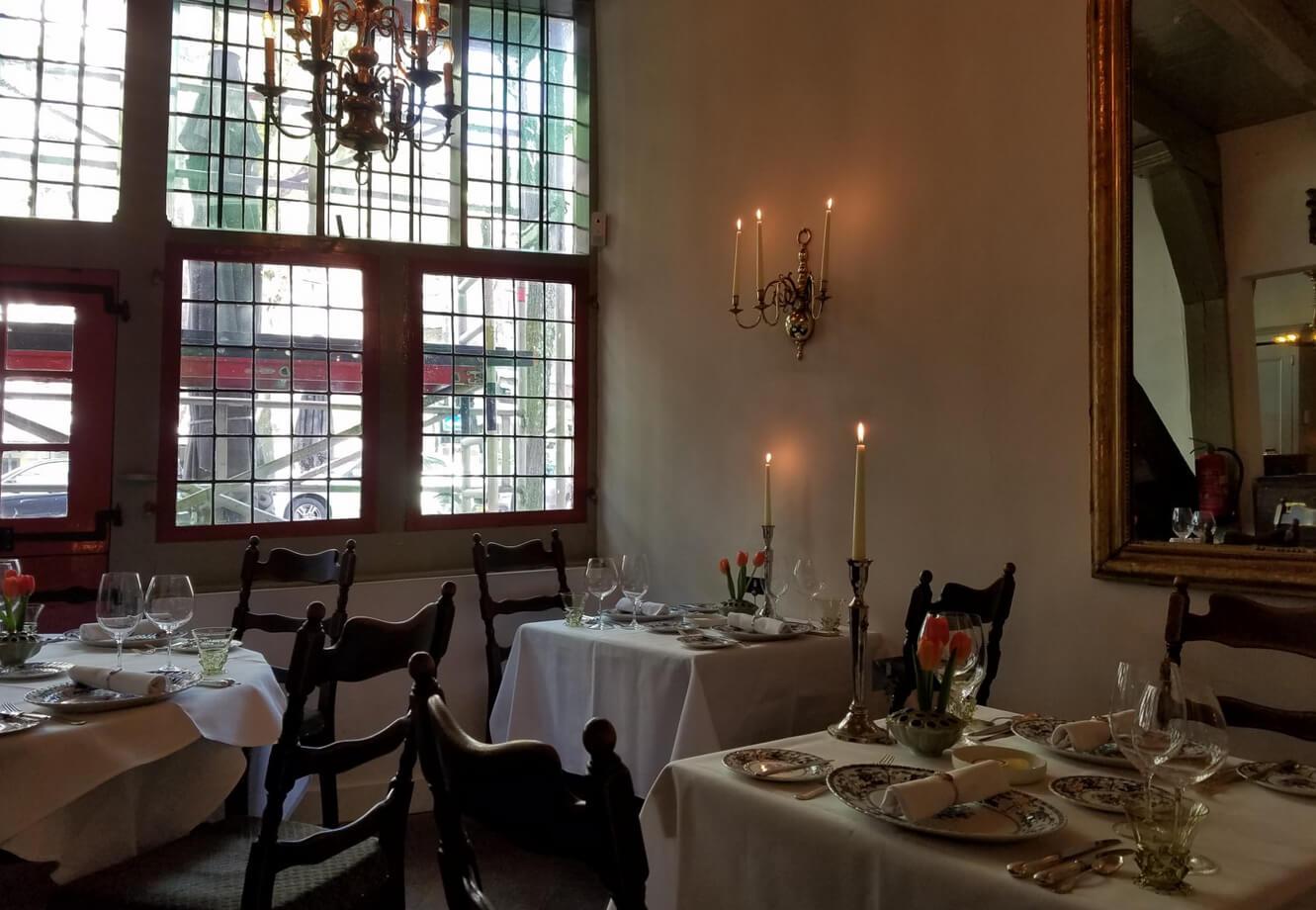 Ресторан «Серебряное зеркало»
