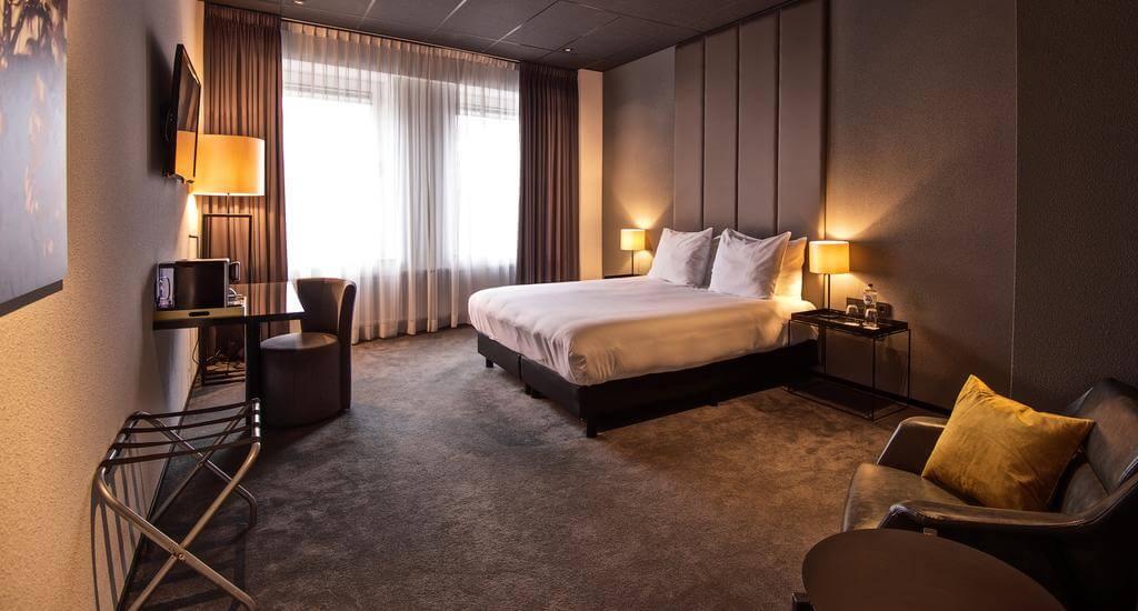 Номер в трехзвездочном отеле Design Hotel Glow