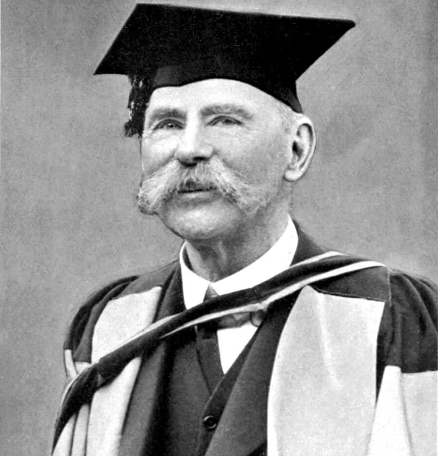 Дуглас Хайд - первый президент Ирландии