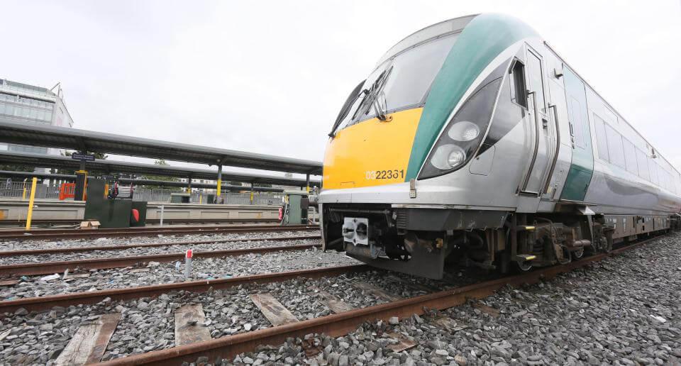Поезд в Килларни