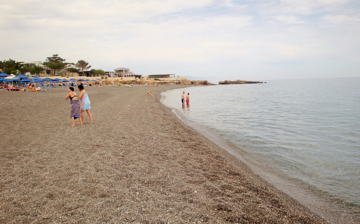 Пляж Кутсунари