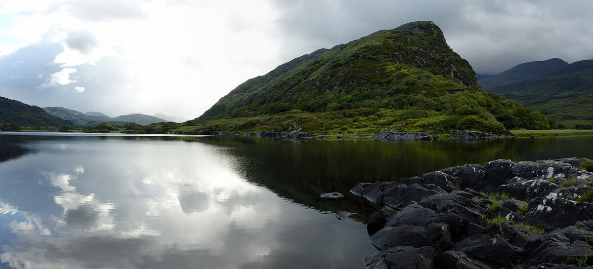 Озеро Лох-Лейн