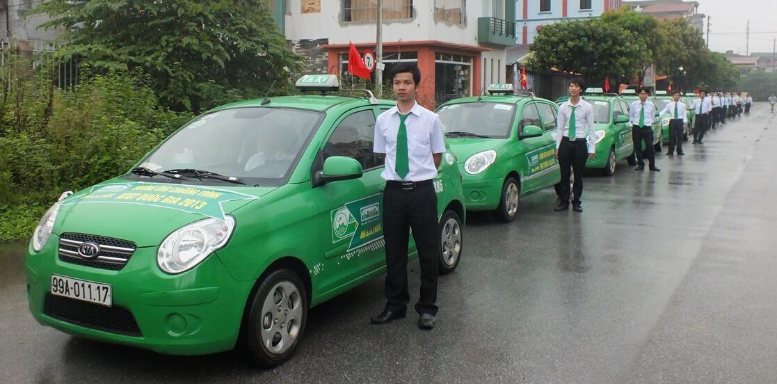 Такси Mai Linh Taxi Company