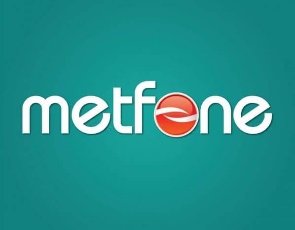 Логотип оператора Metfone