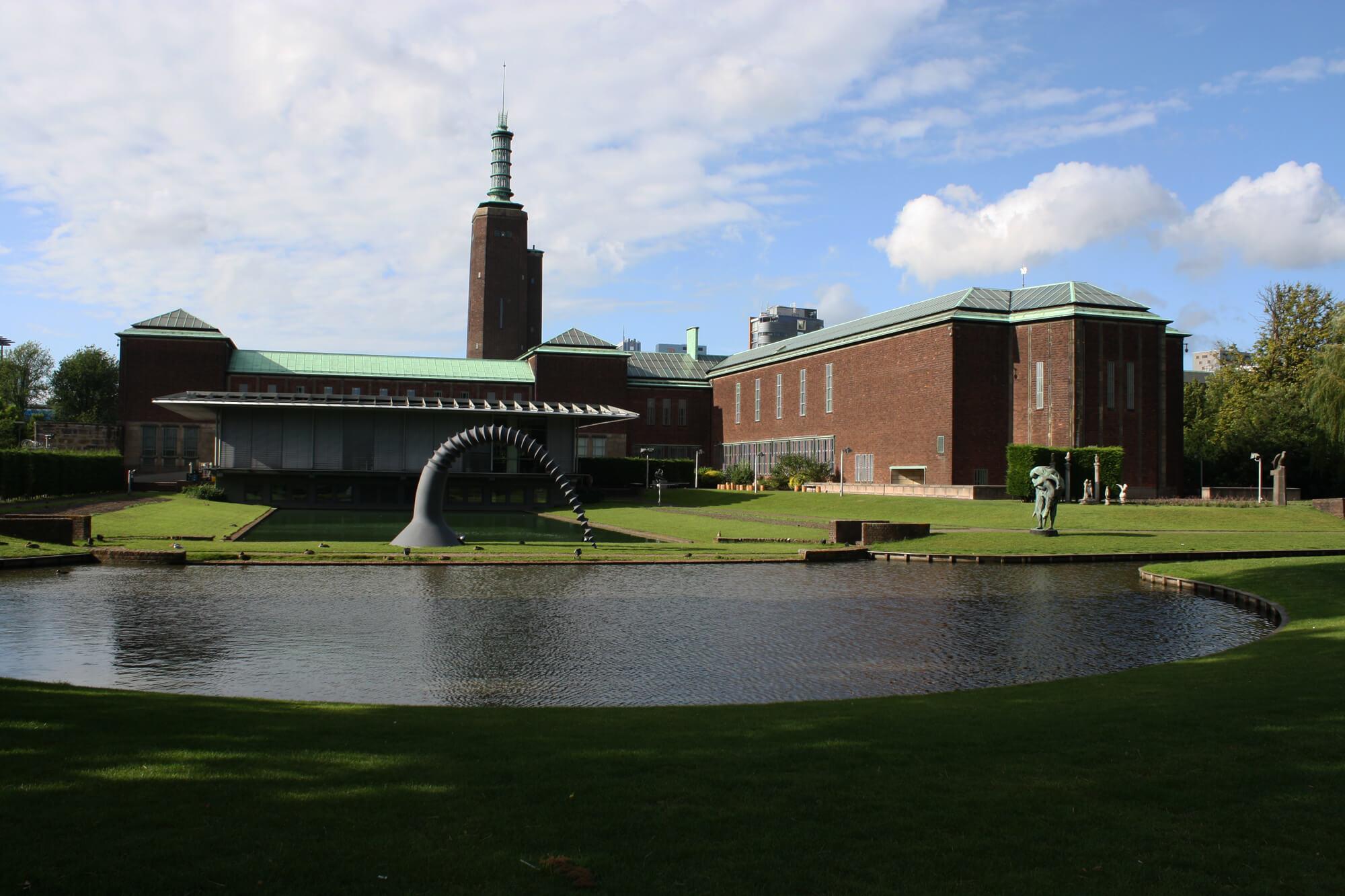 Музей Бойманса Ван Бёнингена