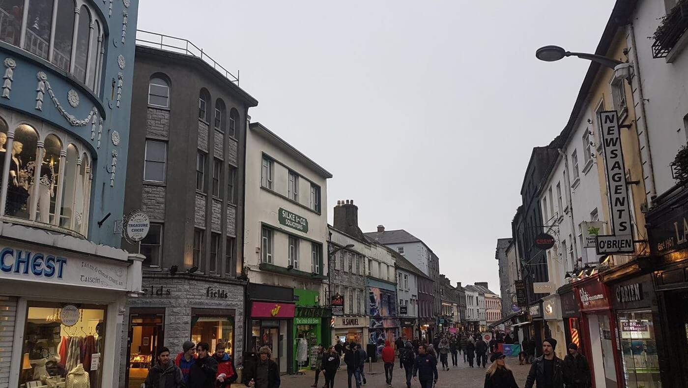 Улица Quay