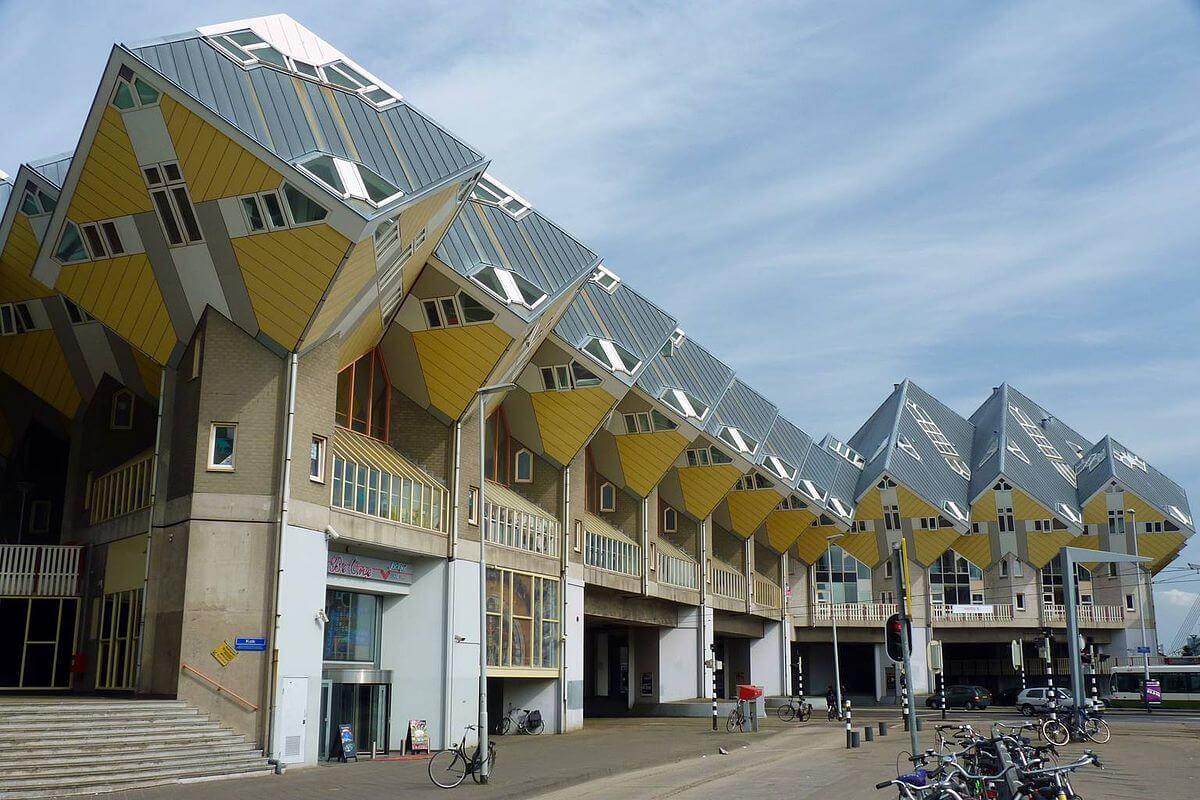 Хостел Stayokay Rotterdam
