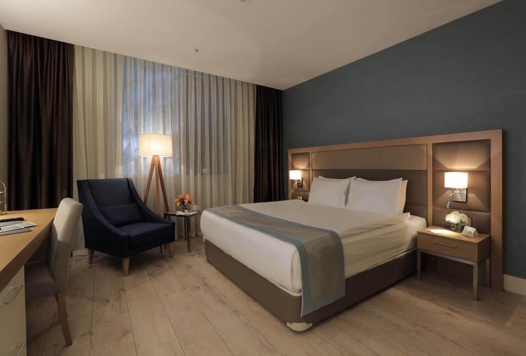 The Ankara Hotel - 5 звездочный отель в районе Улус