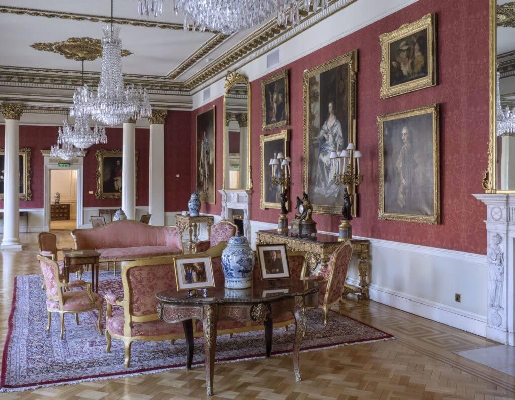 Гостиная жен вице-президентов - The State Drawing Room
