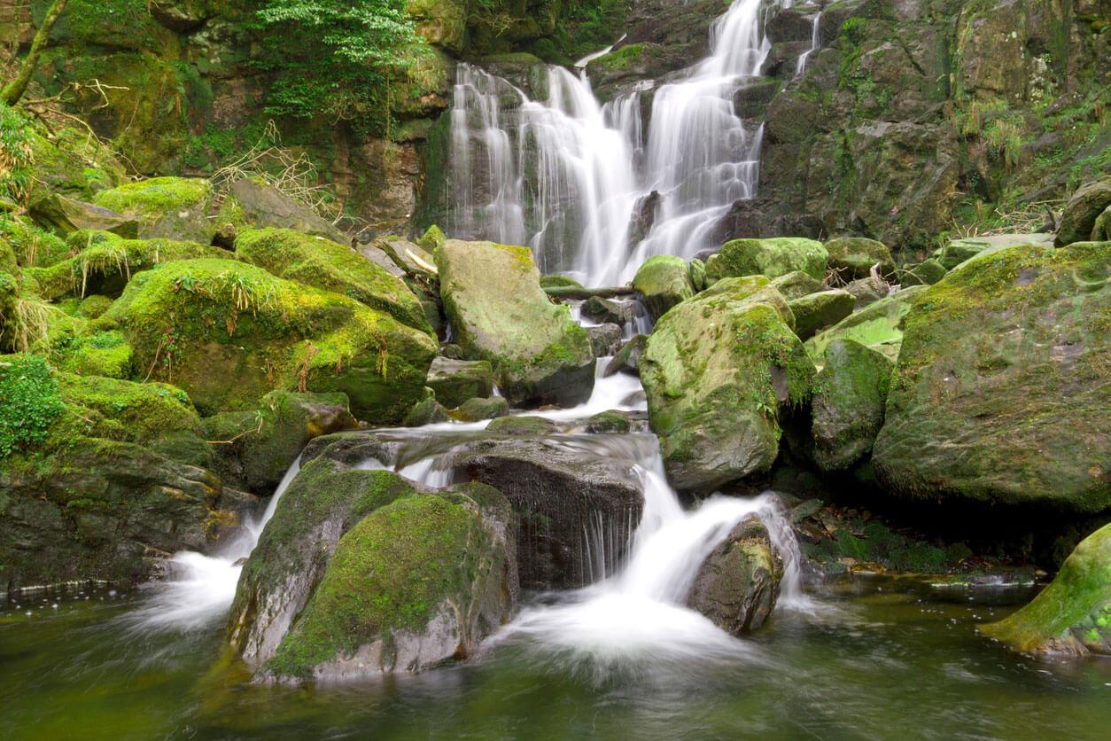 Водопад Торк