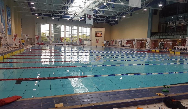 50-метровый профессиональный бассейн