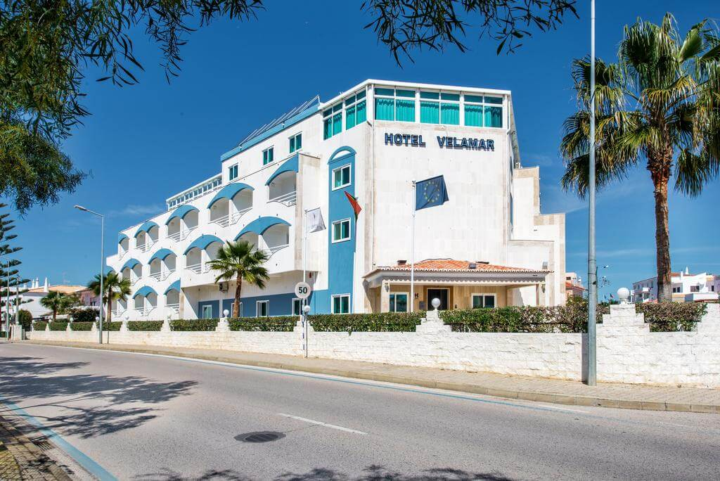 Отель Velamar Sun&Beach Hotel