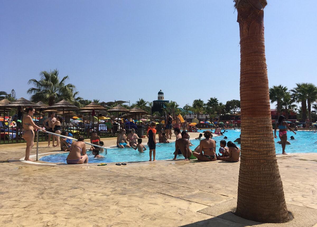 Отдых в парке Zoomarine Algarve