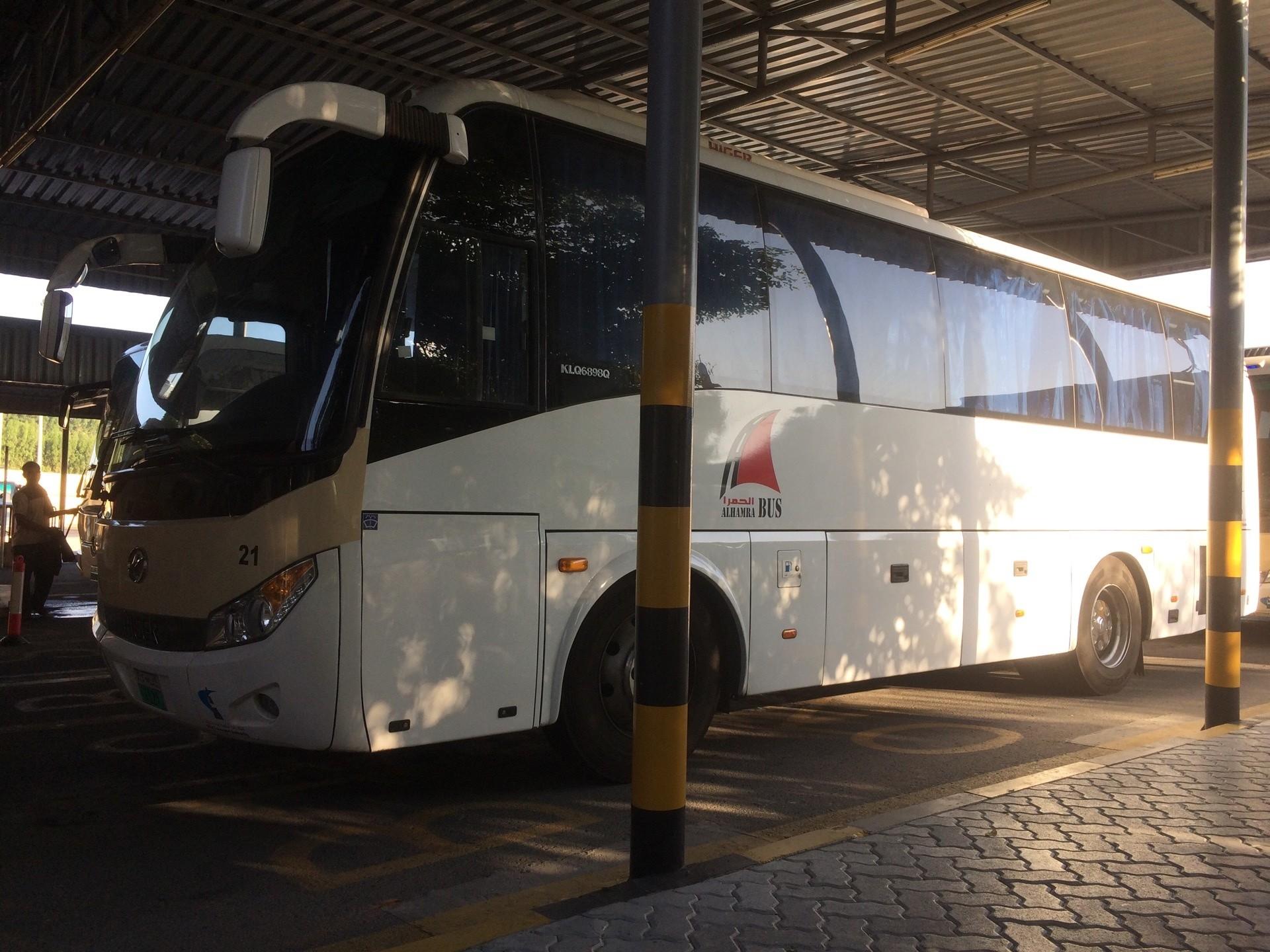 Автобус до Рас-эль-Хайма